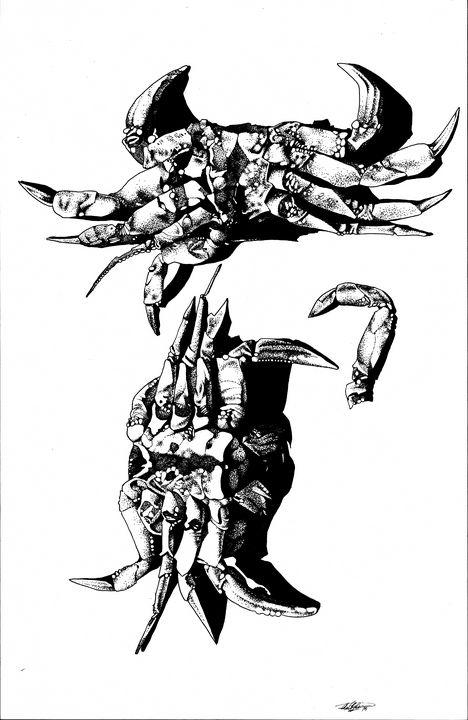 Two Crabs - David E Feaman