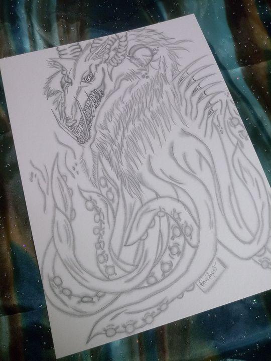 """Monsters of the Deep"" - AmandaPanChupa"