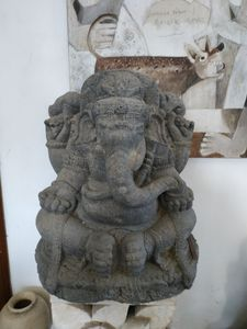 Lord Ganesh Imprisoned