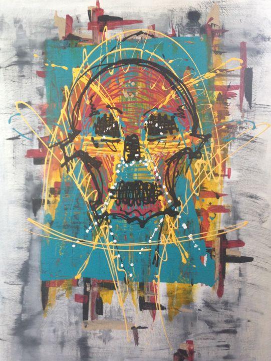 The Skull - Complex Arts