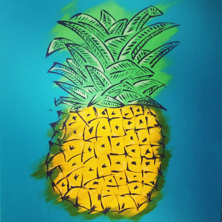 The Pineapple - Complex Arts