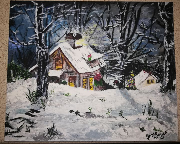 Country Christmas - Donna Boyes