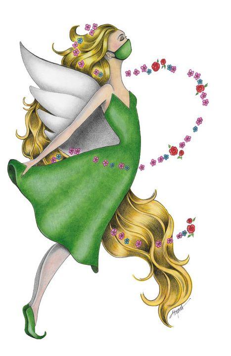 Quarantine Fairy - Quarantine Girls