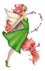 Quarantine Red Fairy
