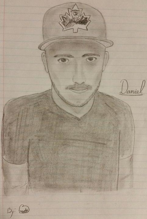 Daniel - The Astrum Guardian