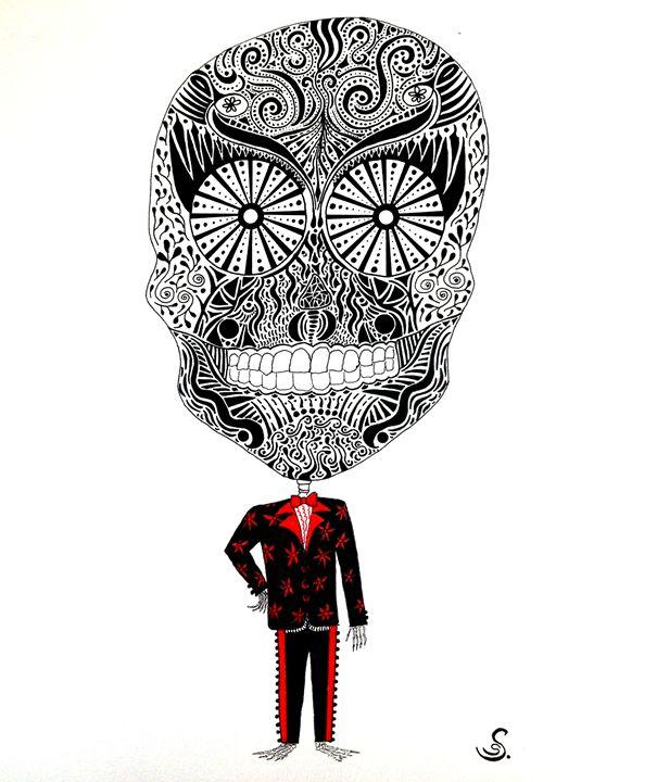 Ernesto - Sherise Seven Art