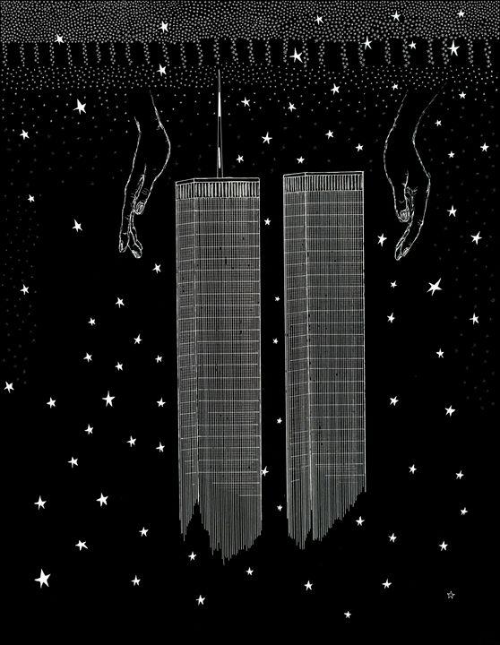 2976 Stars for 2976 Souls - Sherise Seven Art