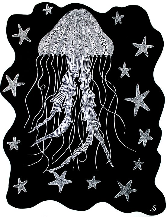 La Mer - Sherise Seven Art