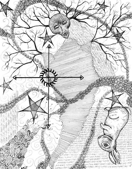 Winds of Change - Sherise Seven Art
