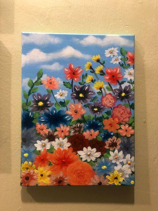 Spring Breeze - Naera Kim