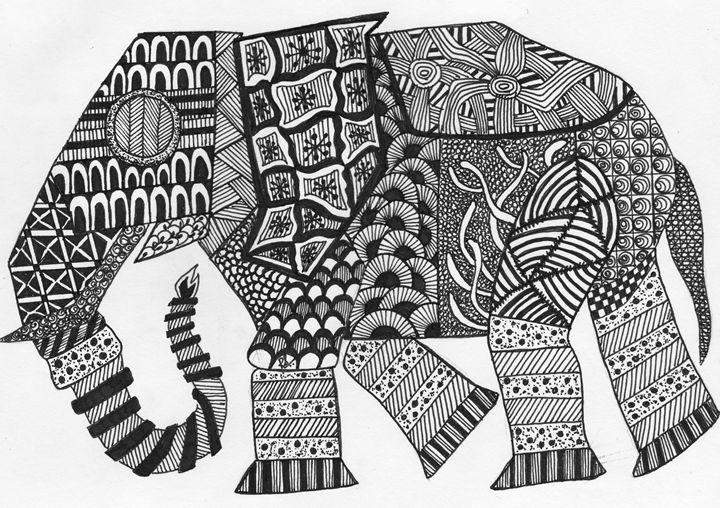 Elephant - Ruchyum