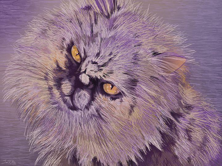 Mingus - Three Cat Designs
