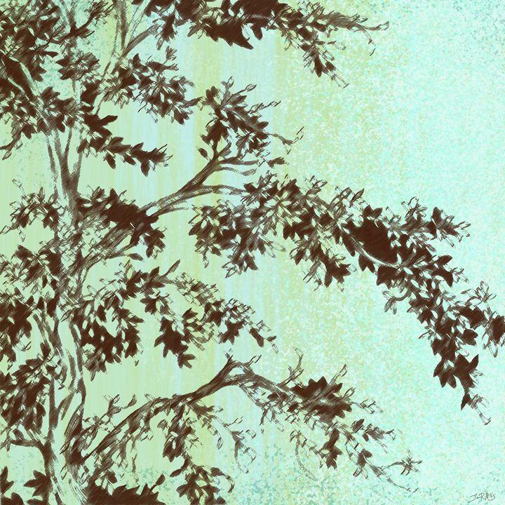 Branches - Three Cat Designs