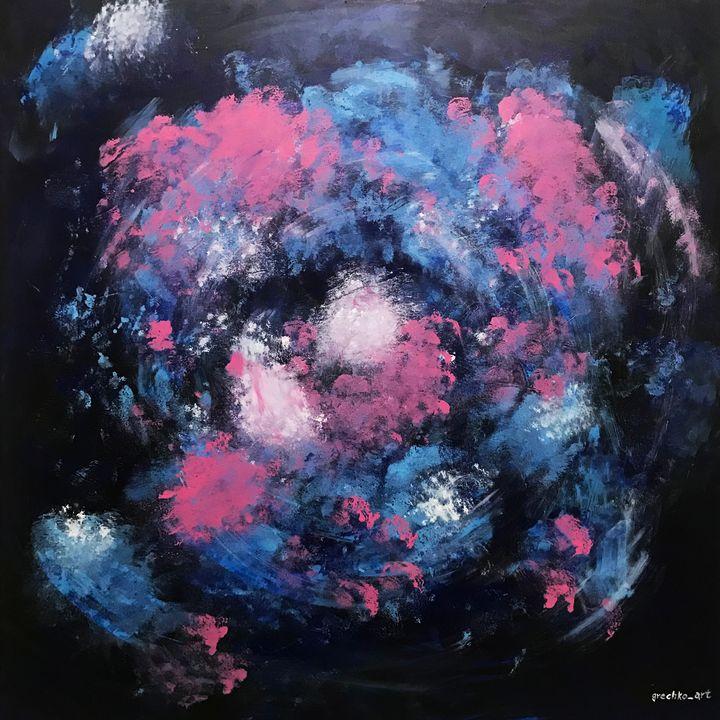 Galaxy - Grechko Art