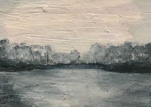 Lake Before Sunrise
