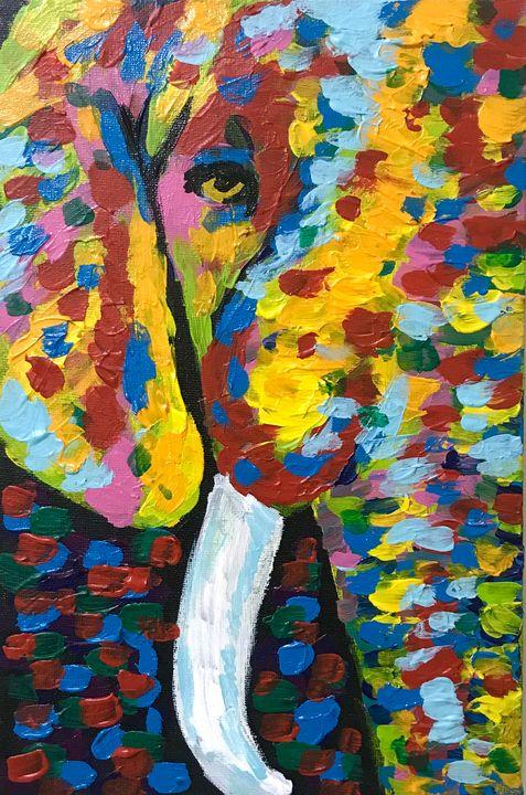 Elephant - Grechko Art
