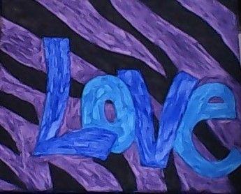 Zebra Love - Ashleys Wonder Works