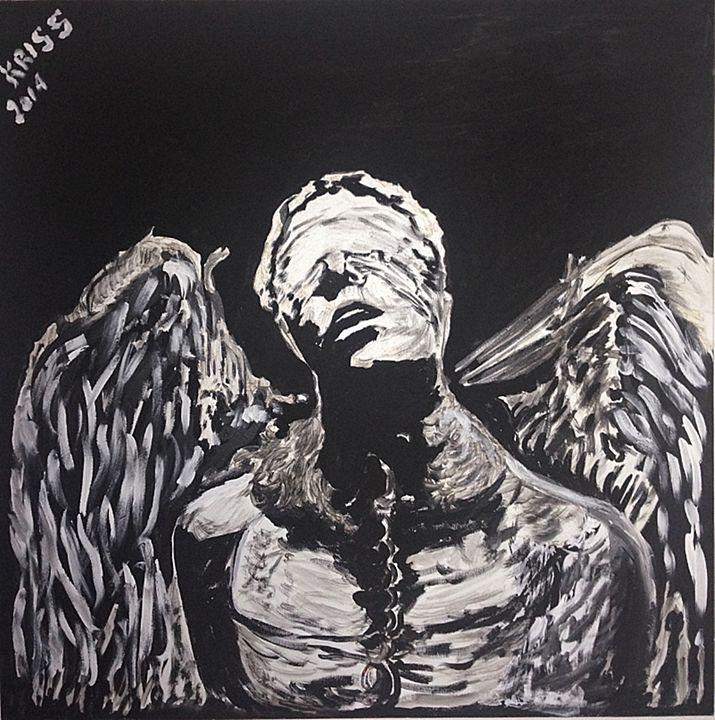 Chained Fallen Angel - Kriss