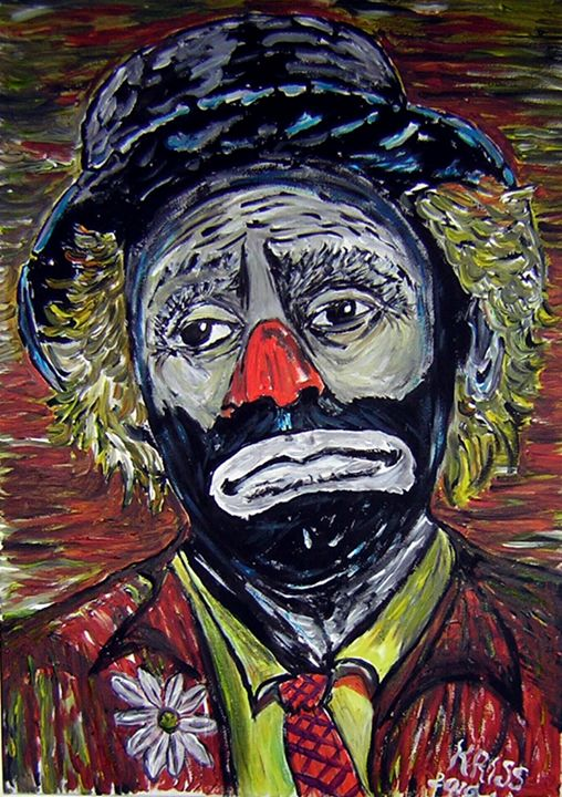 Sad Clown - Kriss