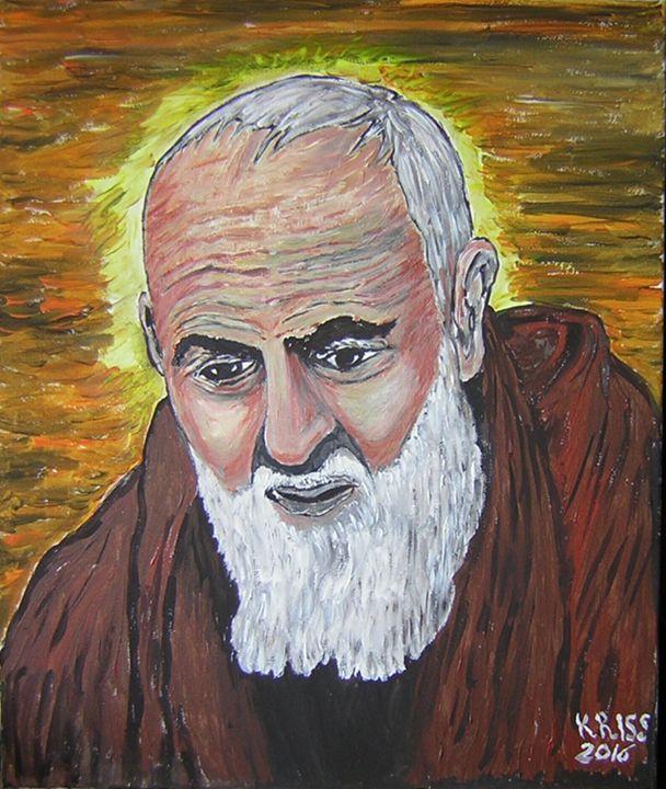 San Padre Pio - Kriss