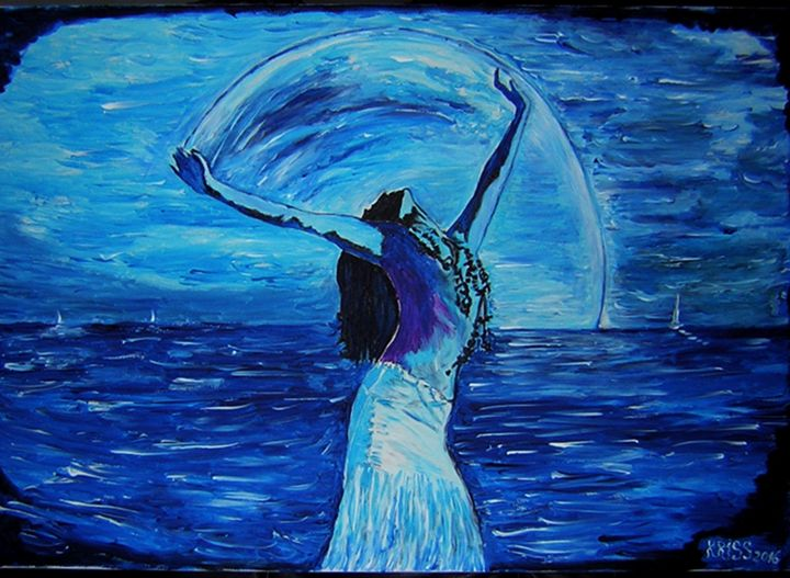 Moonlight (SOLD) - Kriss