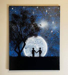MLM Night Sky