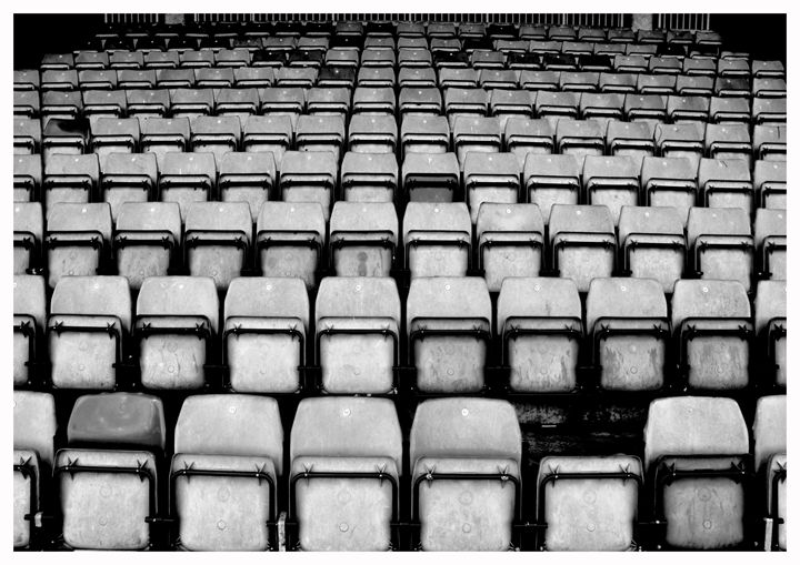 Empty Seats - Ryan Hatfield Photography
