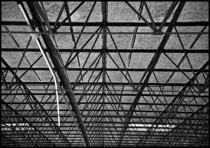 Shapes in the Roof - Ryan Hatfield Photography
