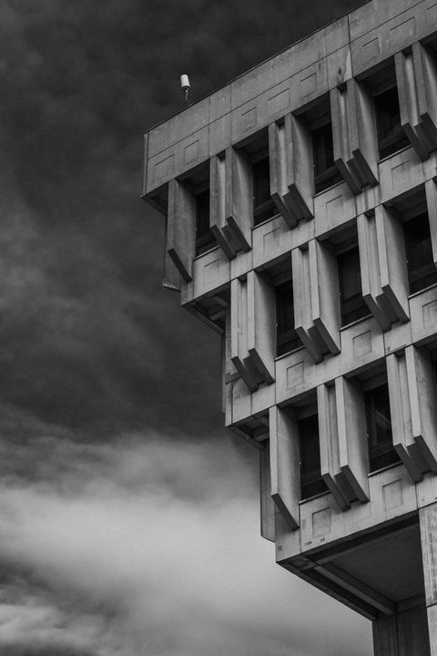 Boston City Hall - Griffin Moran Photography