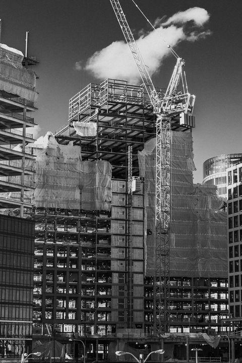 Urban Construction - Griffin Moran Photography