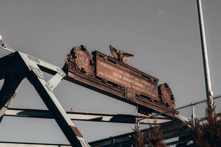 Memorial Bridge Dedication - Griffin Moran Photography