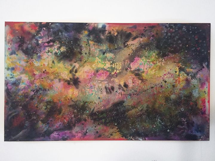 Evolution of the heart - Alex Rutkay Fine Art