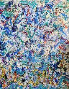 Hyper movement of colours