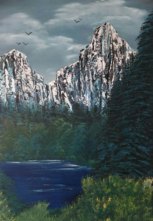 High Cliffs - Stevo