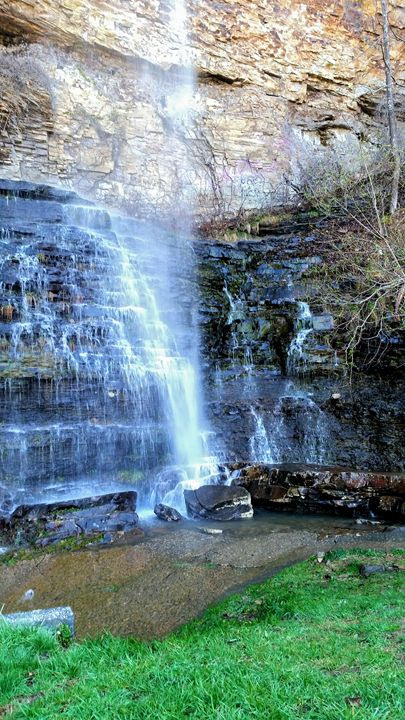 Tennessee  Waterfall - T's Treasures