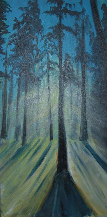 splintered sunlight - Licking Creek Studio