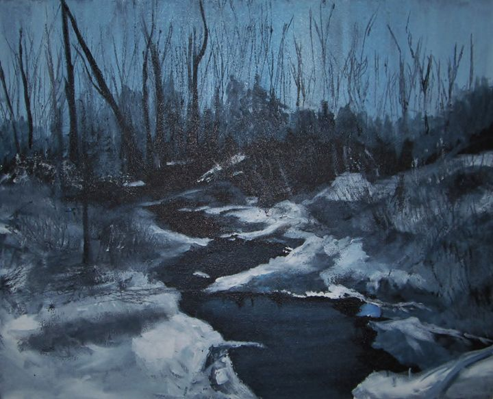 fortune teller's creek - Licking Creek Studio