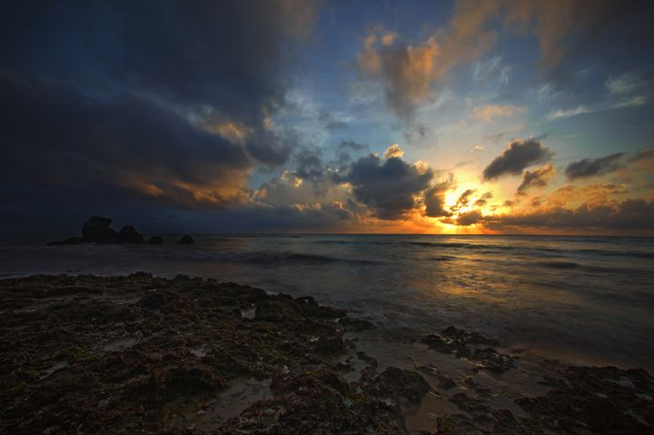 Sunrise beach - MarkOneStudios