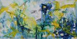 acrylique sur toile,art contemporain