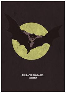 The Caped Crusader       #6
