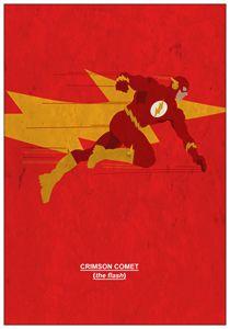 Crimson Comet           #5