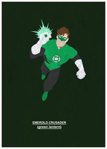 Emerald Crusader        #4