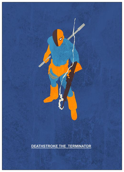 Deathstroke the Terminator    #5 - MattBlank