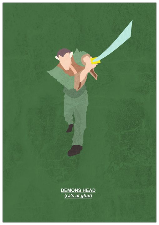 Demons Head       #4 - MattBlank