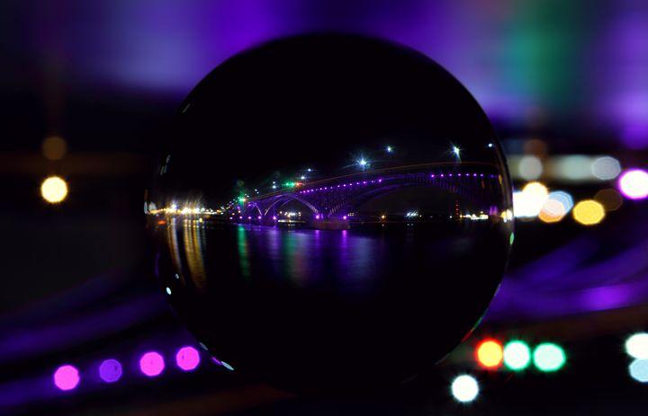 crystal bridge - MM photography