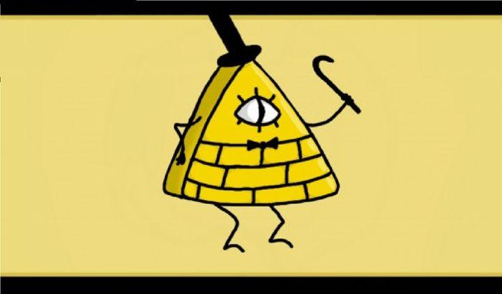 Bill cipher - Lakuma81