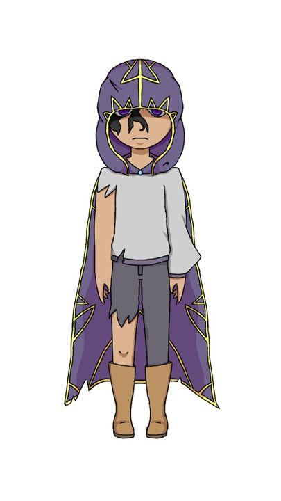 Shadow Guy - Lakuma81