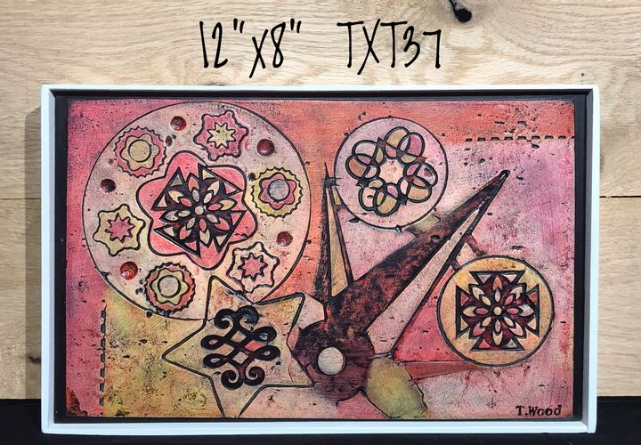 TXT 37 - Art by Tiffany Wood