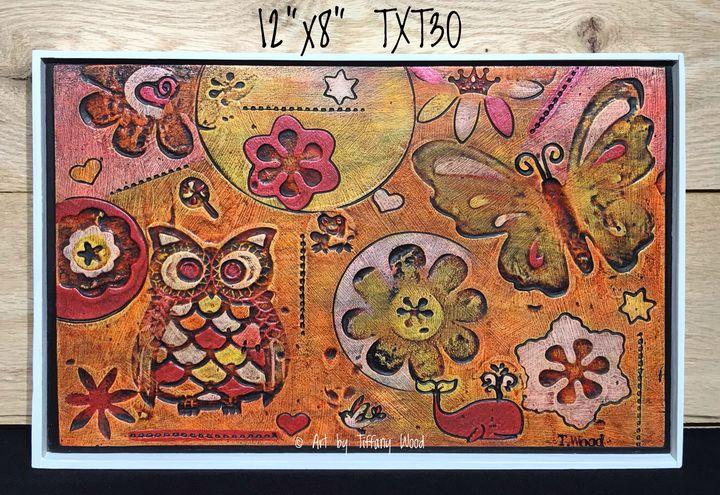 TXT 30 - Art by Tiffany Wood