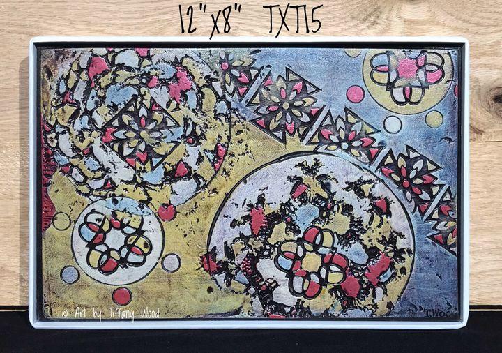 TXT 15 - Art by Tiffany Wood